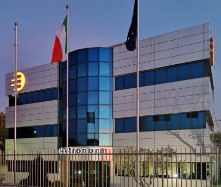 Elektronorm, sede aziendale