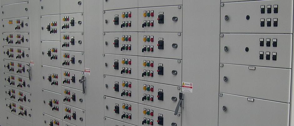 quadri elettrici per automazione