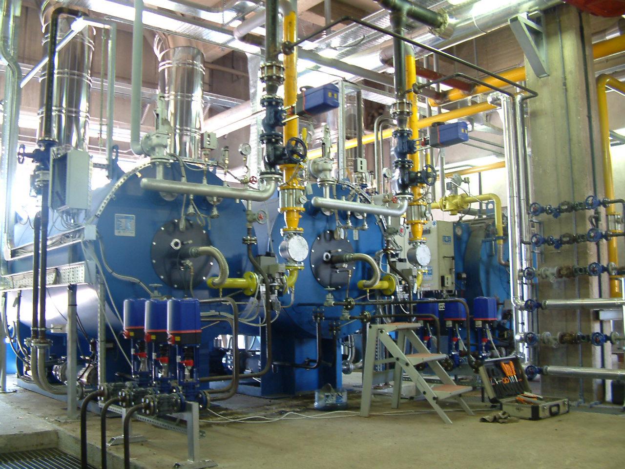 Centrale a vapore