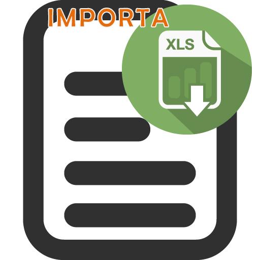 Importa da Excel
