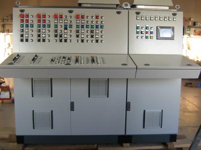 Impianto elettrico Automazioni Bigliardi