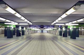 Installazione presso Metropolitana Milano