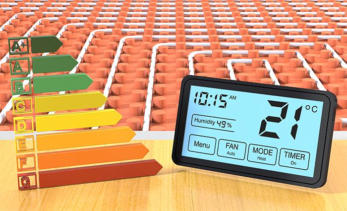 Certificazione APE - efficienza riscaldamento