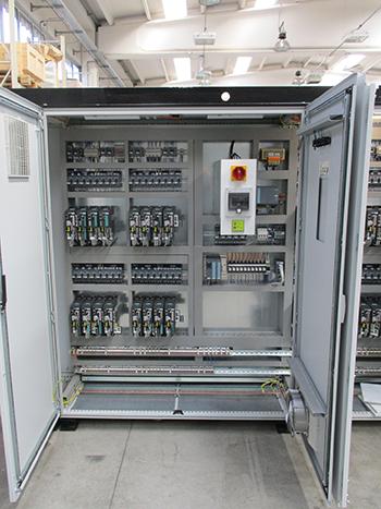 Automazione industriale: realizzazione quadri elettrici