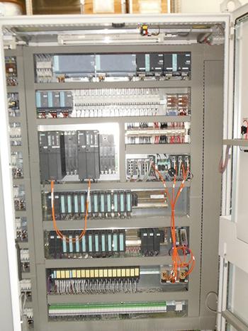 Automazione industriale: quadri elettrici BT/MT