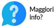 Maggiori info? Contattaci!
